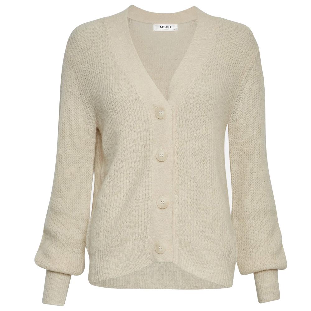 Black Knitwear  Moss Copenhagen  Strikkejakker & -gensere - Dameklær er billig