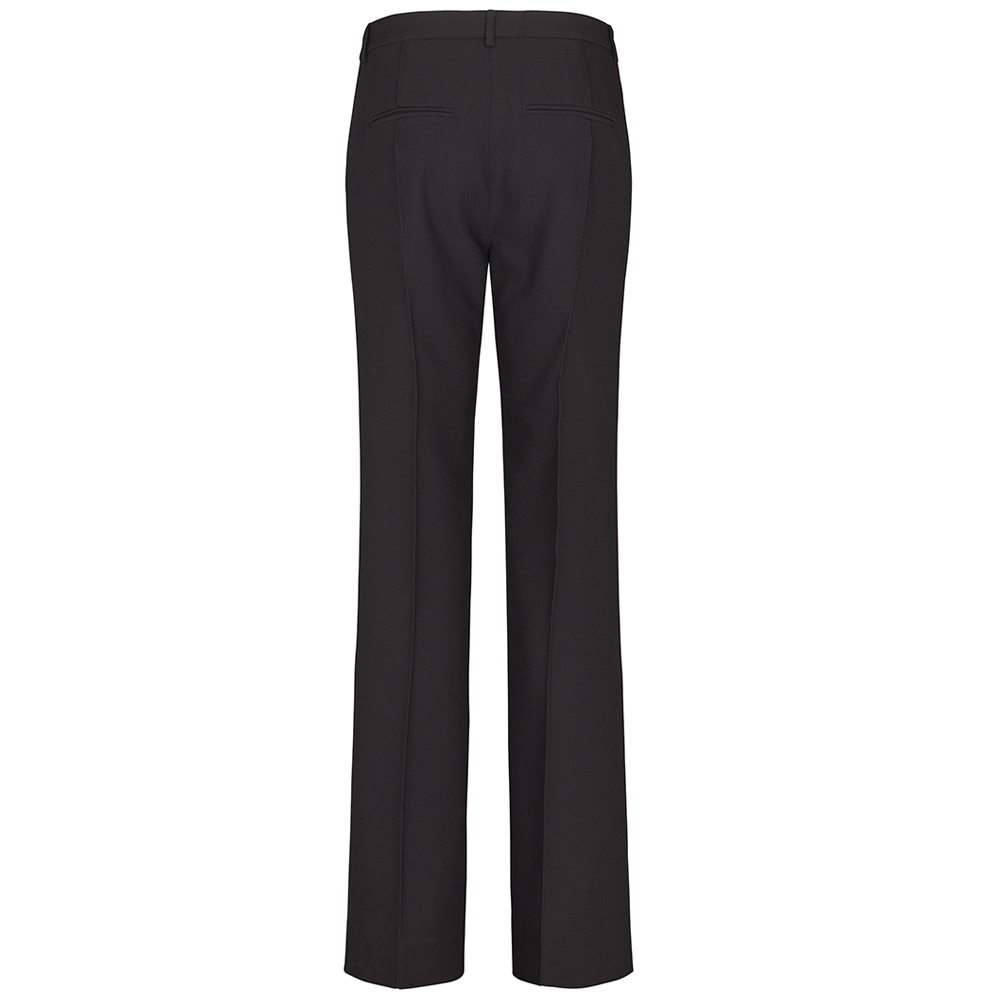 Bilde av Second Female - Honny HW Trousers Svart