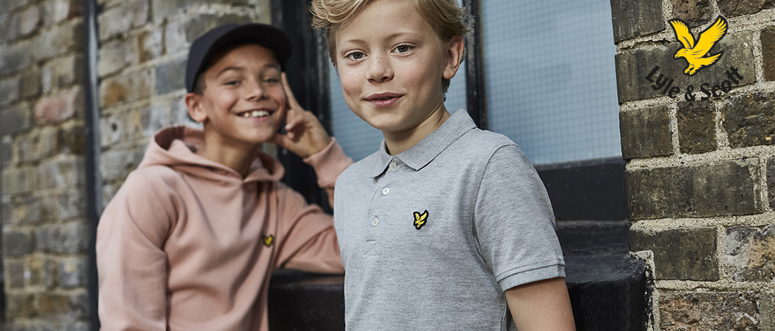 Lyle & Scott junior
